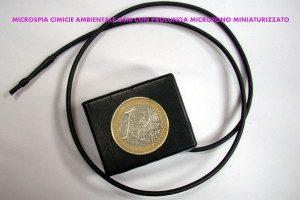Questa e' una microspia gsm ( microspia gsm ambientale) con microfono filare per installazioni nascoste