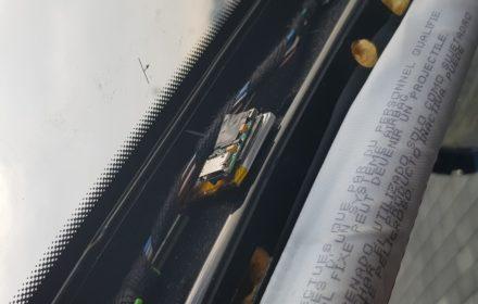 bonifica microspie auto