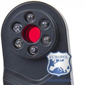 Rilevatore professionale di micro telecamere